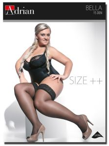 Bella Plus Size by Adrian – various colours!