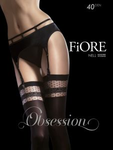 Nell stockings by Fiore