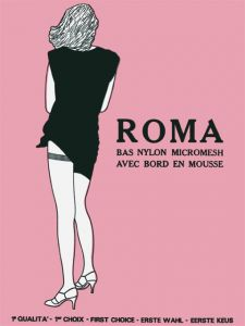 Vintage RHT Roma stockings – various colours!