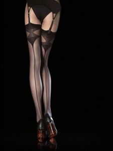 Luna O 4044 stockings by Fiore