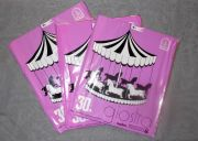 Vintage: 3 pairs of Giostra RHT 30 den stockings