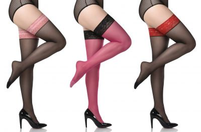 20 den hold ups – various colours!