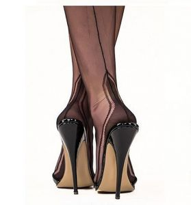 Gio Fully Fashioned Manhattan Heel